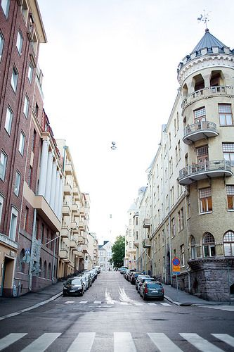 Helsinki view  Photo: Karin Lindroos