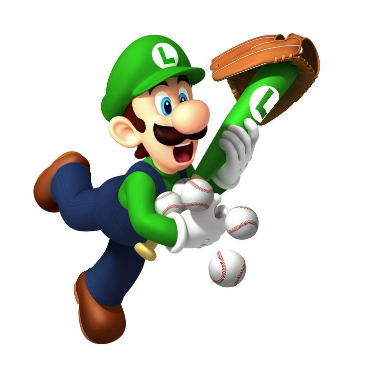 213 best mario and luigi images on pinterest fandoms - Luigi mario party ...