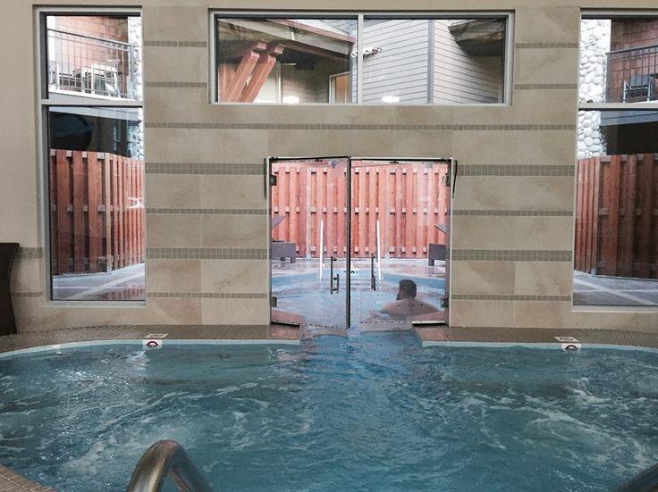 Grande Rockies Resort Pool Area