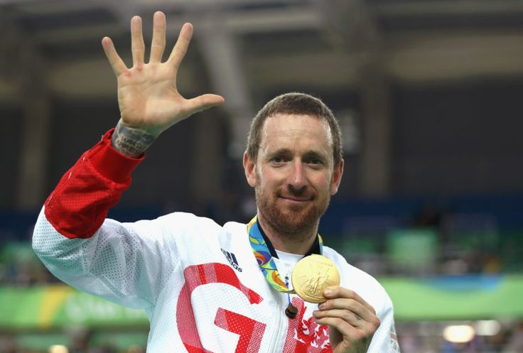 Olympics 2016: Thank god that's over says Bradley Wiggins. Sir Bradley Wiggins paid tribute to his team-mate's, his opponents, the GB backroom staff, his wife, kids, the cat, in fact everybody but himself after bowing out of front line track cycling with a world record, a fifth gold medal and a record eight in total.