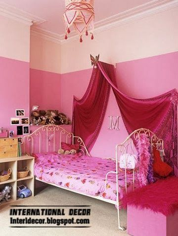 Fabulous Canopy Bed Bedrooms Fairy Lights
