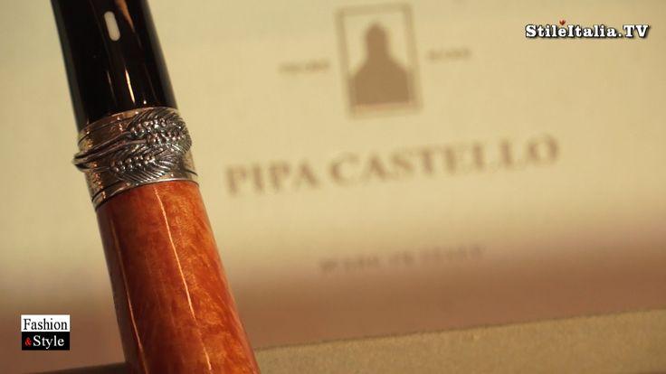 """Italian Cigar"" & ""Slow Smoking"" - ""Pipa Castello""  - ""Italian Fashion"",..."