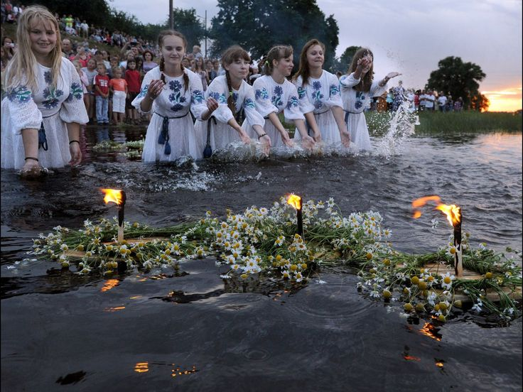 Kupala Night – Holiday of the Slavs