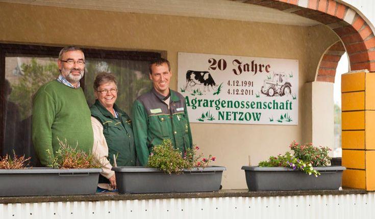 Prignitzer Genossenschaften > Agrargenossenschaft Netzow eG