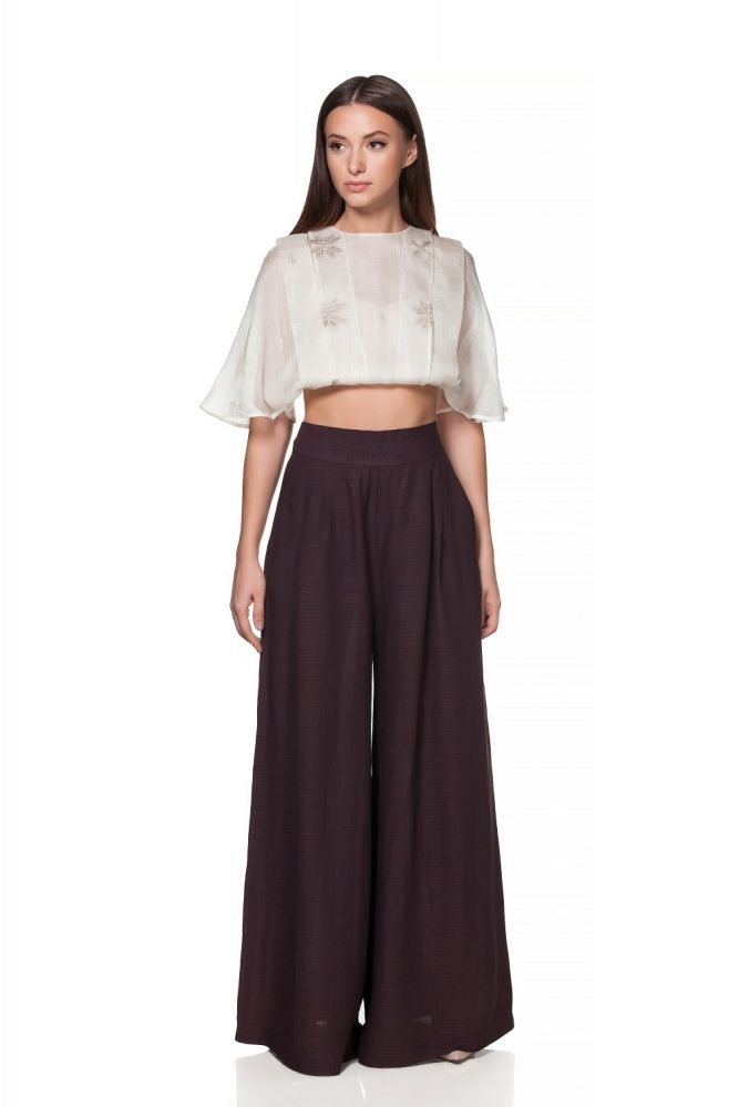 Maria Alina Margulescu – Cocktail Trousers