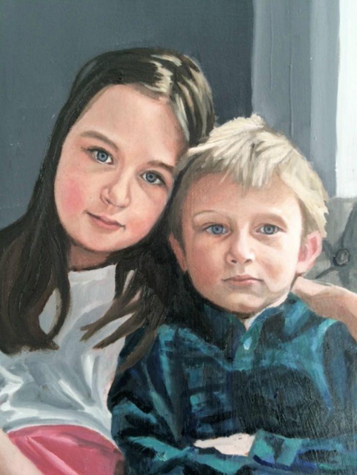 Jasmin and Kian - Gayle Fernau