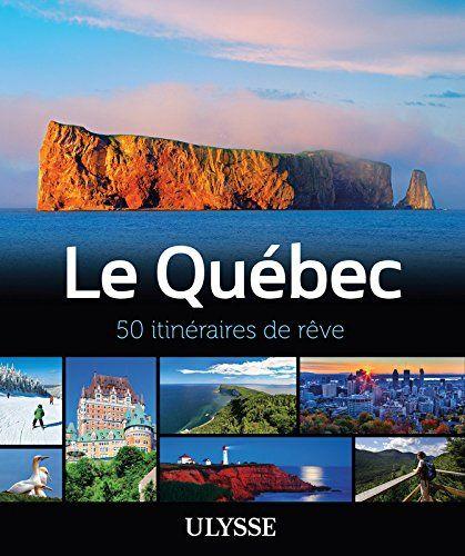 Le Québec - 50 itinéraires de rêve vous fera voyager dès la première page. Ce magnifique album se présente comme une splendide source d'inspiration et une boîte à outils pour imaginer et préparer votre prochaine excursion sur les plus belles routes du Québec. Ce livre abondamment illustré de photographies plus spectaculaires les unes que les autres vous amène notamment à la découverte des paysages inoubliables et des villages de charme de la Gaspésie, de la Côte-Nord, de Charlevoix, du…
