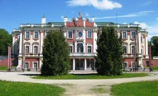 Kadriorgin palatsi, Tallinna, Viro.