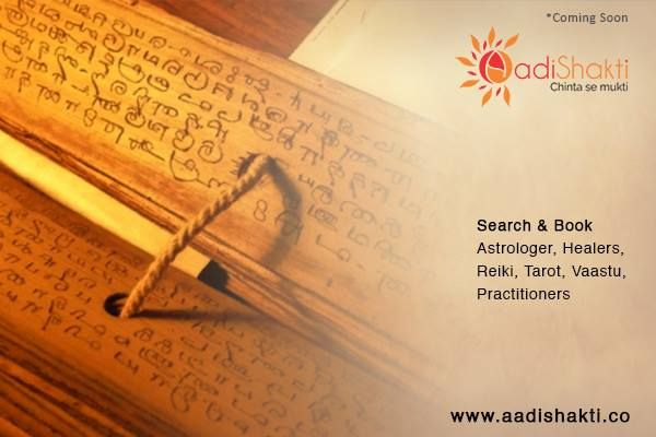Destiny of a every person is written on palm leaves ! To know your destiny you can contact #aadishakti.co  http://ow.ly/Jumed