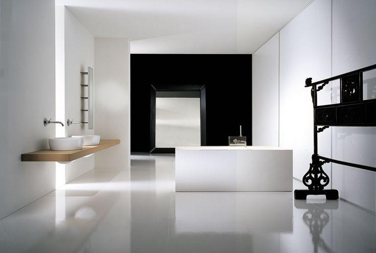 Lovely Modern Interior Design Bathroom To Choose