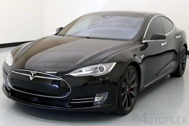 Used 2016 Tesla Model S For Sale | Lewisville TX | Stock# 7534