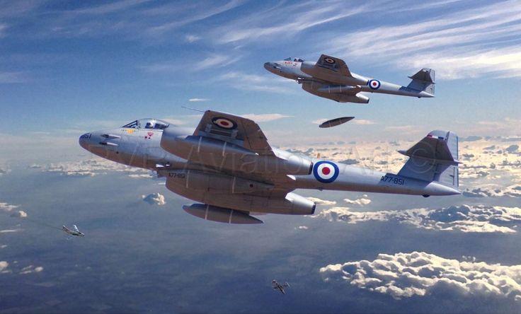 Korean War RAAF 77 Squadron Glouster Meteor