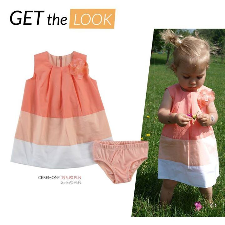 #getthelook #dress #girl #summer #ceremonybywójcik #united4.pl