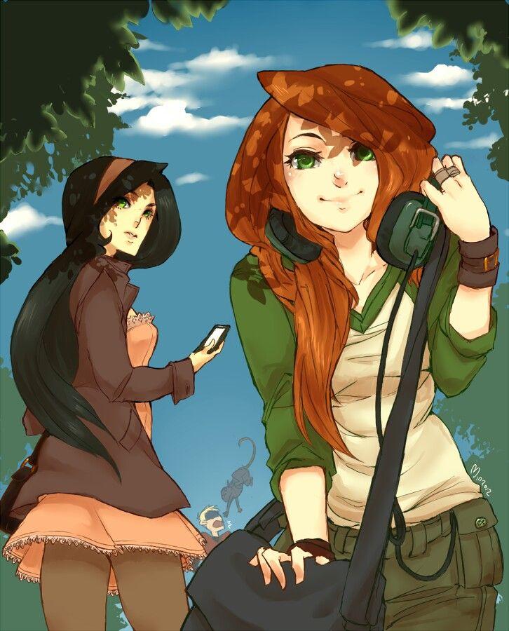 Kim and Shego - Kigo