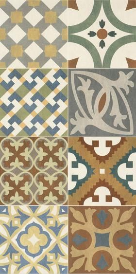 Aziz Wall Tiles from Walls and Floors