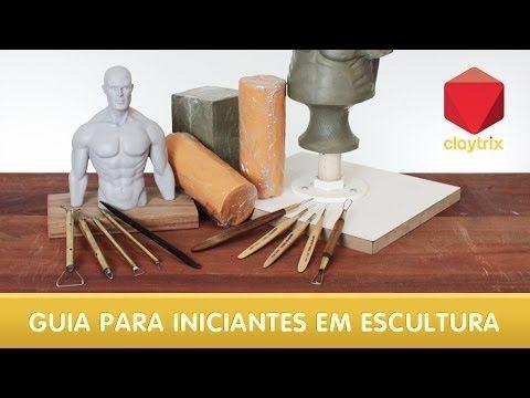 Guia para iniciantes em escultura   CLAYTRIX - YouTube