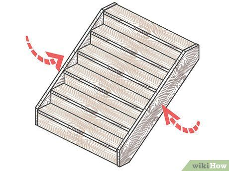 Imagen titulada Build Stairs Step 20