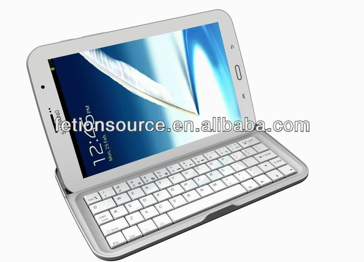 bluetooth keyboard for samsung galaxy note 8  1. Color: Black/White  2. MOQ:5pcs  3. Wireless bluetooth