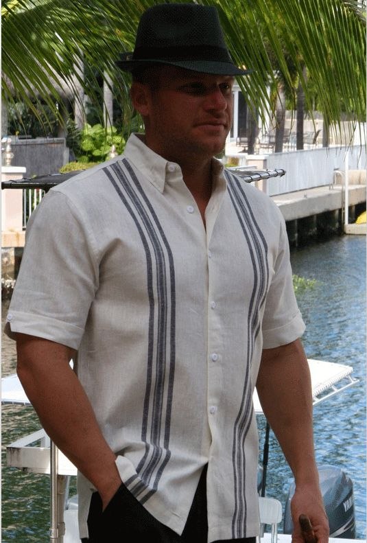 7 best images about cuban shirts on Pinterest | Cuba Havana nights and Sewing