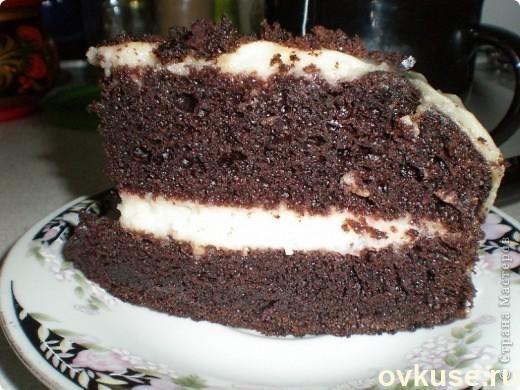 "<span class='s_hl_ingreds'>Шоколадн</span>ый торт на кипятке, торт ""халва"""