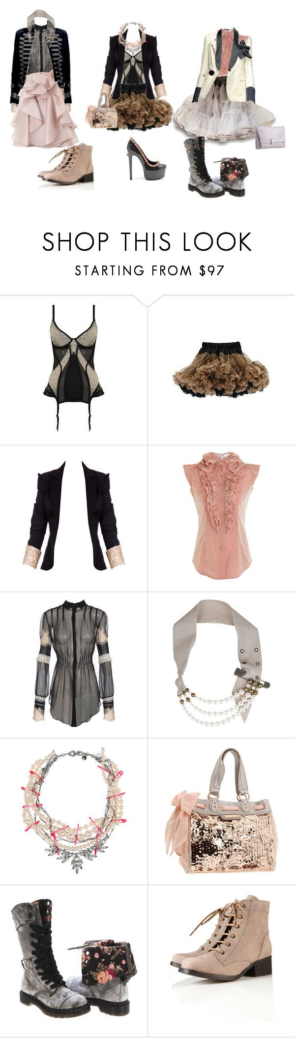 """""""Fall All Over Yourself"""" by verysmallgoddess ❤ liked on Polyvore featuring Lascivious, Kaiya Eve, Freya, L'Wren Scott, United Bamboo, Meadham Kirchhoff, Valentino, ADAM, Lanvin and Tom Binns"""