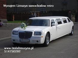 wesele krakow Limuzyna Tarnow chrysler 10m