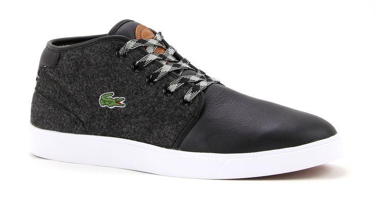 Sportieve lacoste sneakers voor mannen @ Sooco.nl #shoes #sneakers #sneaker #lacoste #sporty #fashion #mode #schoenen #sportief