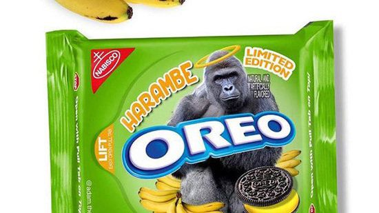 Petition · Nabisco: Make Justice for #Harambe #Oreos · Change.org