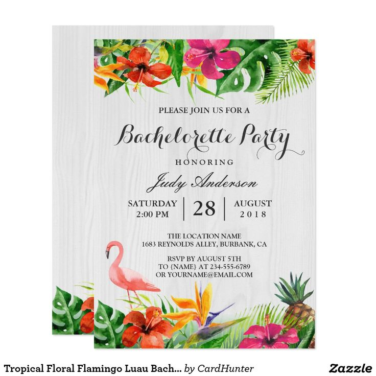 8349525d85507b47adce61b7c0141497  bachelorette party invitations luau bachelorette party