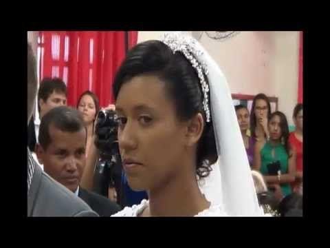 Casamento da Congregação de Araguaína-TO:Eudallya & Wanieulli- 05-09-2015