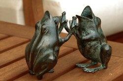 pattycake frogs.....adorable!