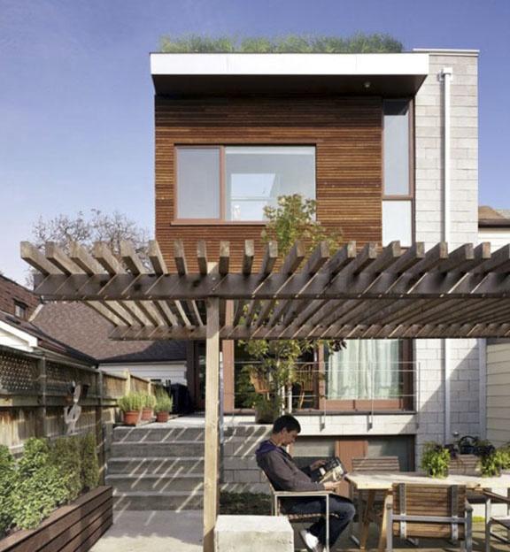 100 best images about terrace design on pinterest for Open terrace garden designs