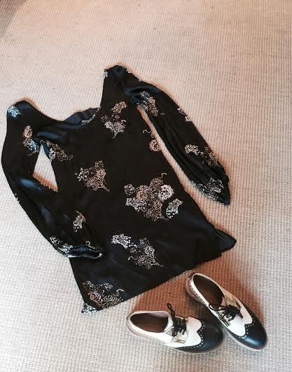 Vestido  - JAZMIN CHEBAR Zapatos - RAPSODIA