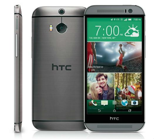 Verizon HTC One M8 KitKat Update Android 4.4.3 OTA Rollout