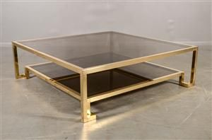 Sofa table Italy 1970 brass  http://www.lauritz.com/en/auction/soffbord-i-maessing-design-design-metalart-70-tal-italienskt/i3549267/