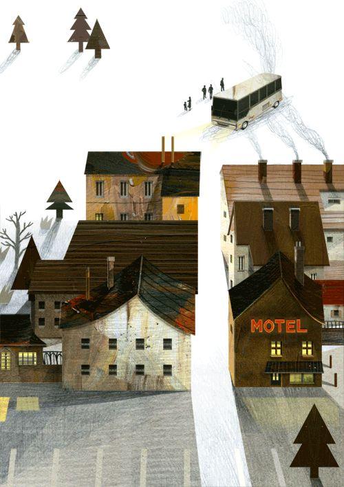 Die geheimnisvoll-fantastischen GIFs von Nancy Liang - detailverliebt.de