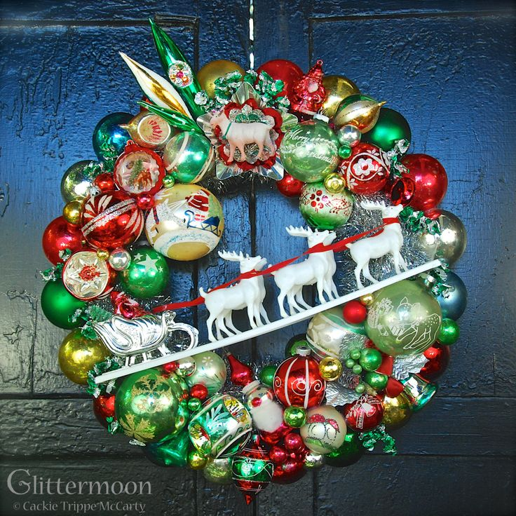 2014 Designs | Glittermoon Vintage Christmas