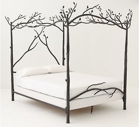 7. Forest Canopy Bed - 8 Beautiful Beds by Anthropologie ... → Lifestyle