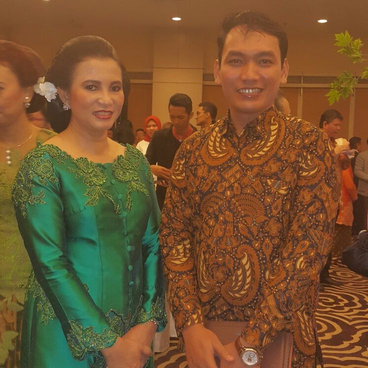 Bersama ibu Ade Retno Gobel @bendorobatiktulis