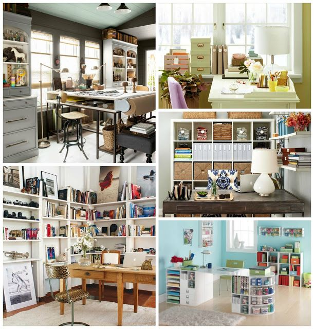 123 best Craft room ideas images on Pinterest | Scrapbook rooms ...
