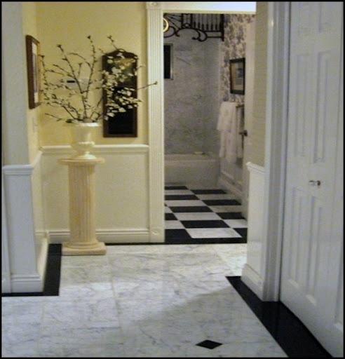 Hall Bathroom Tiles: 55 Best Bathroom Tile Images On Pinterest