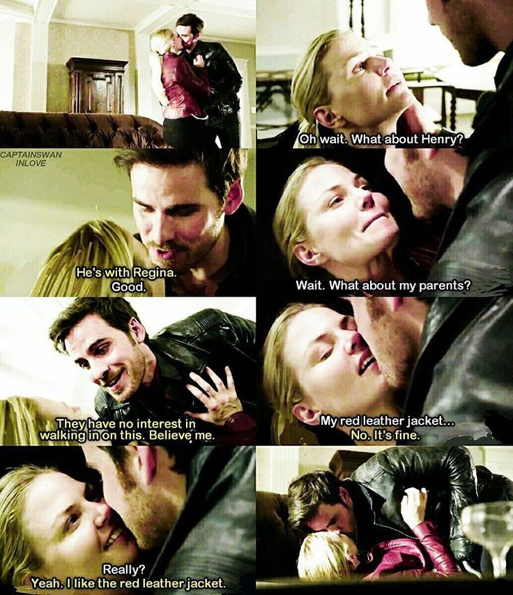 "Emma Swan and Killian Jone - 6 * 1 ""The Savior"""
