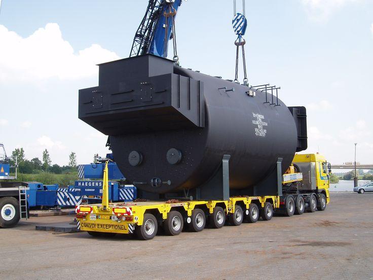 Hydraulic Lift Trailers Sales : Hydraulic trailer heavyhauling trailers