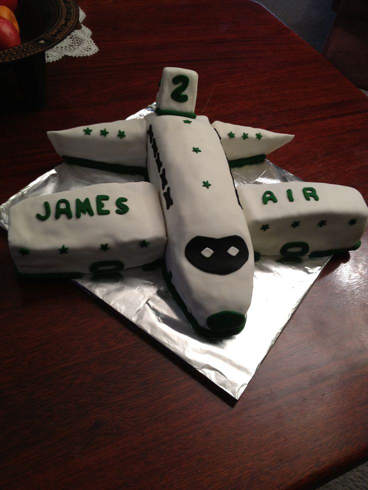 Airplane cake !