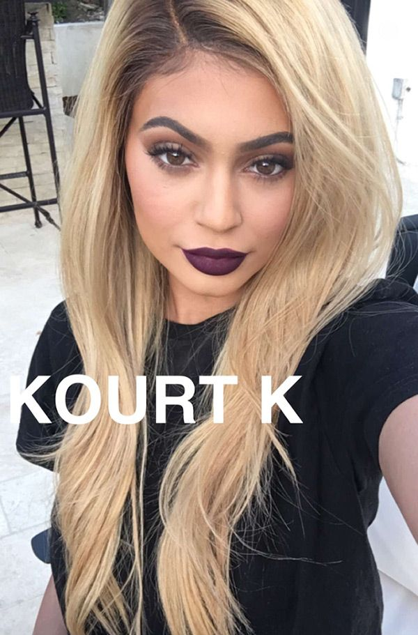 kylie jenner hair - Google Search