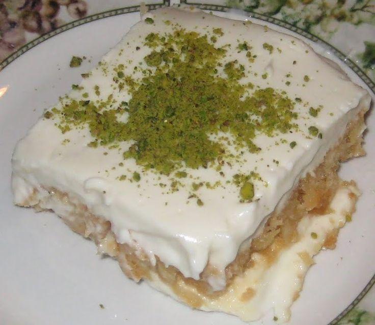 ARIFE TARIF GEREK: sütlü tatlılar