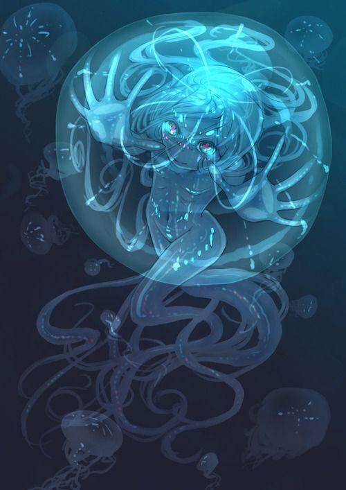 человек медуза картинки время съемки