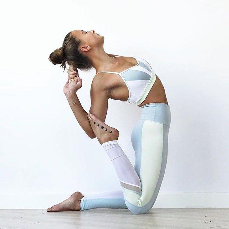 The Alo Yoga Elevate Legging #yoga #yogainspiration