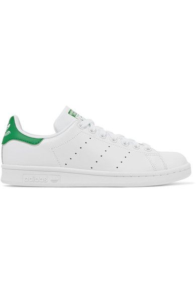 adidas Originals - Stan Smith Leather Sneakers - White - US