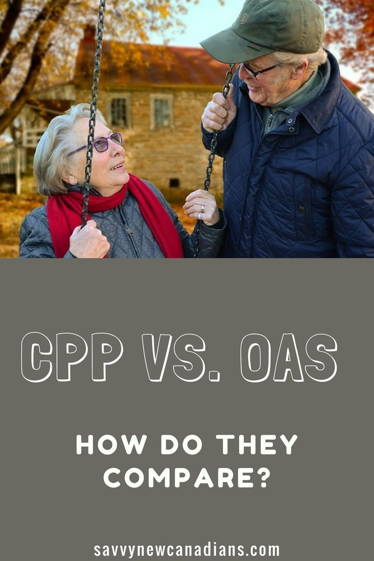 Canada Pension Plan (CPP) and Old Age Security (OAS) are two of the three main pillars of Canada's retirement income system. CPP and OAS benefits...